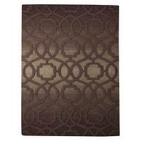 Rugs - Threshold Hand Woven Over Tufted Ombre Area Rug I Target - brown ombre rug, ombre rug, ombre lattice rug, brown ombre lattice rug,