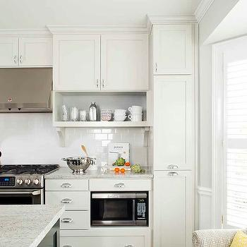Pull Out Kitchen Cabinets, Transitional, kitchen, TerraCotta Properties