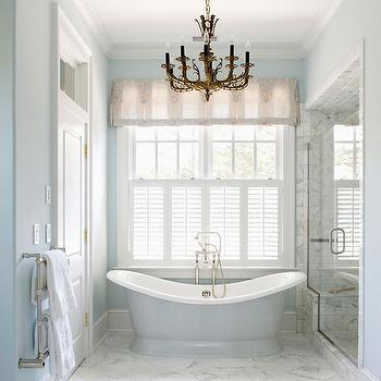 Blue Master Bathroom, Traditional, bathroom, BHG
