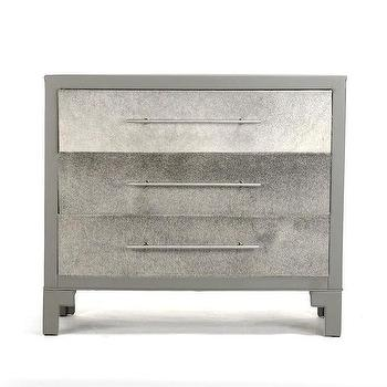Zac Cowhide Chest of Drawers I Tonic Home