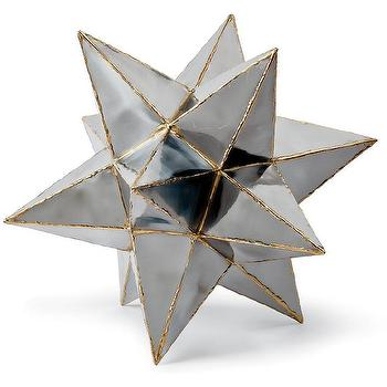 Decor/Accessories - Regina Andrew Moroccan Star | Shop Candelabra - moroccan star decor, moroccan star ornament, moroccan star sculpture,