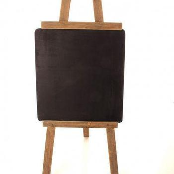 Decor/Accessories - Blackboard Easel I Clayton Gray Home - blackboard easel, chalkboard easel,