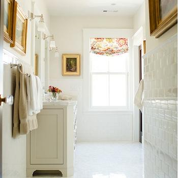 Clay Beige, Traditional, bathroom, Benjamin Moore Clay Beige, Caitlin Wilson Design