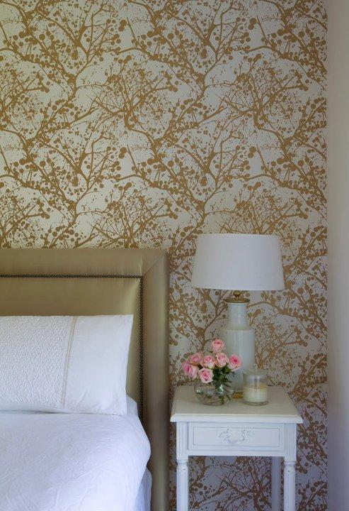 Ferm Living Wilderness Wallsmart Wallpaper Contemporary