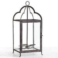 Decor/Accessories - Arbor Lantern | Wisteria - lantern candle holder, candle lantern, arched lantern candle holder,