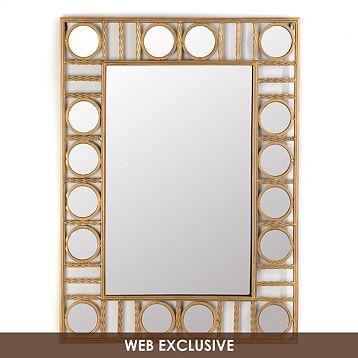 Angelica Wall Mirror 24x32 Kirkland 39 S