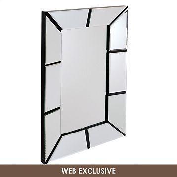 Nicole Wall Mirror 22x34 Kirkland s