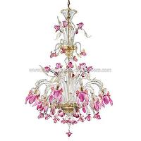 Lighting - &#034;Delizia&#034; 8 lights pink flowers Murano glass chandelier - murano, venice, italy, glass, murano glass, murano glass chandelier, murano glass chandeliers, murano chandelier, murano chandeliers, venetian glass, venetian glass chandelier, venetian glass chandeliers, venetian chandelier, venetian chandeliers, italian glass, italian glass chandelier, italian glass chandeliers, italian chandelier, italian chandeliers, muran lighting, murano glass lighting, venetian lighting,  venetian glass lighting, italian lighting, italian glass lighting, hand blown glass, hand blown chandelier, hand blown chandelier, hand blown glass chandelier, hand blown glass chandelier, glassblown chandeliers, glassblown chandeliers, handmade chandelier, handmade chandeliers, handmade glass chandelier, handmade glass chandeliers, made in Italy, free shipping,floral murano glass chandelier, floral glass chandelier, floral murano glass chandeliers, floral glass chandeliers