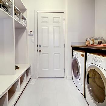 Mudroom Laundry Room, Transitional, laundry room, Sabal Homes