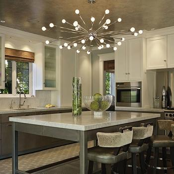 Metal Kitchen Cabinets, Contemporary, kitchen, Toth Construction