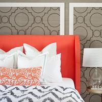 Decorative Coral Contemporary Bedroom Kelly Hoppen