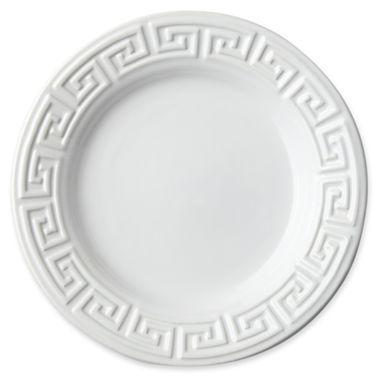 happy chic by jonathan adler elizabeth greek key salad plate i jcpenney. Black Bedroom Furniture Sets. Home Design Ideas