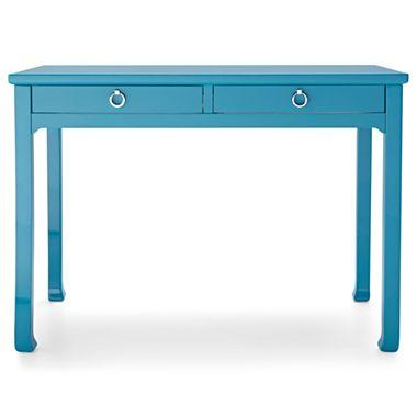 Happy Chic By Jonathan Adler Crescent Heights Desk I Jcpenney. Red Desk Accessories. Extra Long Dining Table Seats 12. Countertop Storage Drawers. Used Medical Exam Tables. Table For Two. Vintage Desk Clock. Uits Help Desk. Lap Desk With Mouse Tray