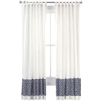 Happy Chic by Jonathan Adler Elizabeth Faux-Linen Curtain Panel I jcpenney