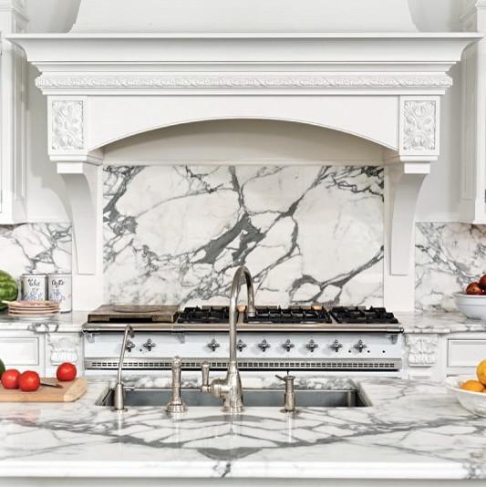 Calcatta Marble Countertops