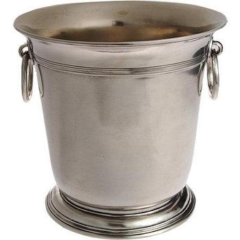 Decor/Accessories - Match Wine Bucket I Barneys.com - pewter wine bucket, wine bucket, traditional wine bucket,