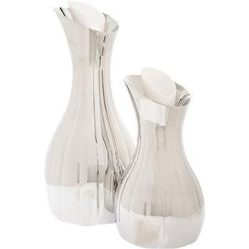 Decor/Accessories - Georg Jensen Legacy Set I Barneys.com - stainless steel carafe, stainless steel milk jug, stainless steel modern carafe,