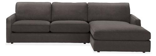 Easton Sofa with Chaise - Sectionals - Living - Room & Board