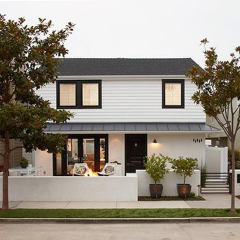 Contemporary Porch, Contemporary, porch, K Mathiesen Brown Design