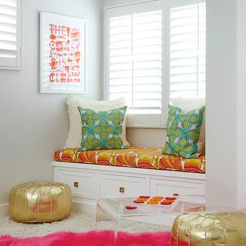 Girls Playroom, Contemporary, girl's room, K Mathiesen Brown Design