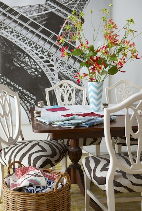 Gustavian Dining Chairs Contemporary Dining Room
