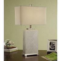 Lighting - Indoor 2-light Tall MarbleTable Lamp | Overstock.com - marble table lamp, tall marble table lamp, modern marble table lamp,