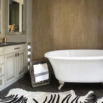 Distressed Vanity, bathroom, Bardes Interiors