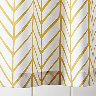 Fabric butterfly shower curtain - Smartgirlstyle Living Room Mood Board