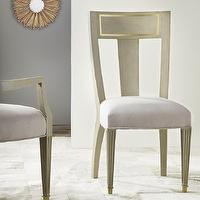 Seating - Gustavian Side Chair I Layla Grayce - gustavian side chair, gustavian dining chair, gustavian side chair with gold accents,