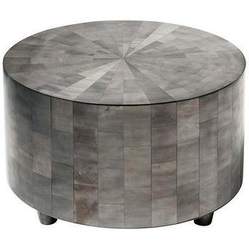 Tables - Oly Studio Adeline Cocktail Table I Layla Grayce - silver resin cocktail table, round antiqued silver finished coffee table, round antiqued silver finished cocktail table,