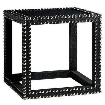 Bungalow 5 Marco Side Table Black I Layla Grayce