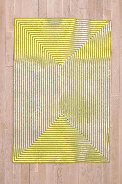 Indoor Outdoor Square Grid Rug I Urban Outfitters