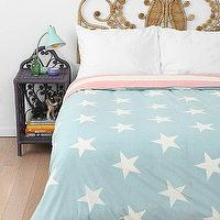 Bedding - American Flag Duvet Cover I Urban Outfitters - pink and blue american flag duvet cover, pink and blue american flag bedding, american flag duvet cover,