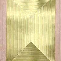 Rugs - Indoor/Outdoor Square Grid Rug I Urban Outfitters - lime green grid rug, lime green and white square grid rug, indoor outdoor lime green and white rug,