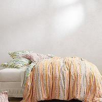 Bedding - Day Glow Duvet I Anthropologie.com - multi-colored duvet, multi-colored indian bedding, indian inspired bedding,
