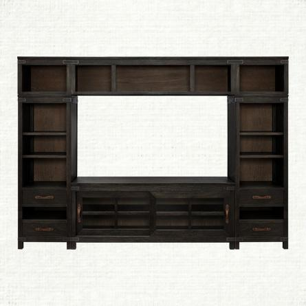 Tremont Small Wall Unit | Arhaus Furniture