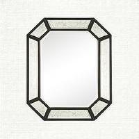 Mirrors - Octagon Mirror | Arhaus Furniture - octagon mirror, octagonal mirror, octagonal shaped mirror,
