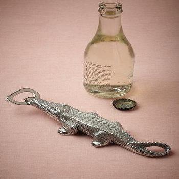 Shark bottle opener - Alligator bottle opener ...
