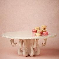 Anthropologie Octopus Cake Stand