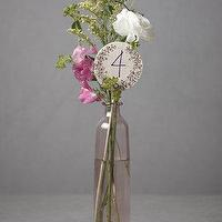 Decor/Accessories - Capsule Vase I BHLDN - pink glass vase, recycled glass vase, recycled pink glass vase,