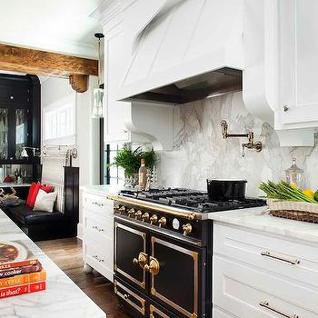La Cornue CornuFe, Transitional, kitchen, TerraCotta Properties