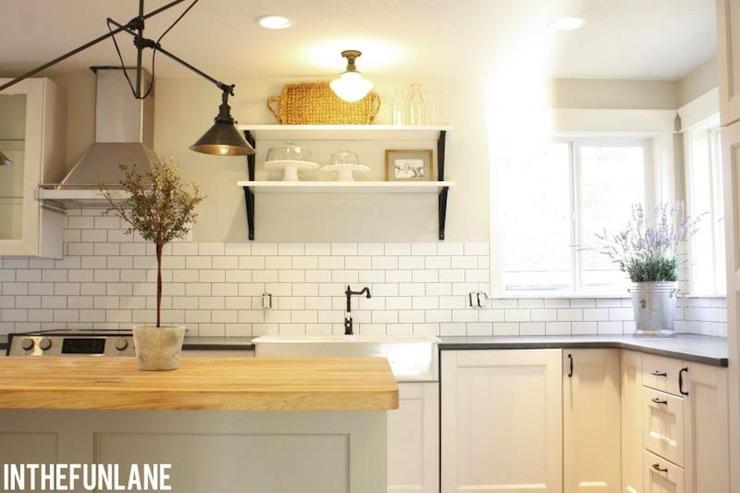 Ikea Glittran Kitchen Faucet Cottage Kitchen In The