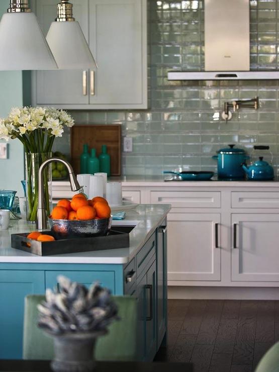 sherwin williams contemporary kitchen - photo #25