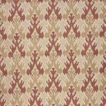 Fabrics - Kelly Wearstler Bengal Bazaar Apricot Fabric I LynnChalk.com - tribal fabric, camel and rust colored fabric, tribal style fabric,