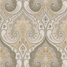 Fabrics - LATIKA Limestone by Kravet Echo Home Fabric I LynnChalk.com - beige ivory and taupe fabric, biege ivory and taupe patterned fabric,
