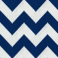 Fabrics - Limitless by Jonathan Adler for Kravet Fabric I LynnChalk.com - navy and white chevron fabric, blue and white chevron fabric, blue and white zig zag fabric,