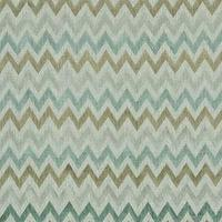 Fabrics - Robert Allen Precise Stitch Mineral Fabric I LynnChalk.com - blue gray and beige chevron fabric, mineral tone chevron fabric, mineral toned chevron fabric,