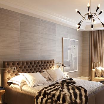 Gray Bedroom Design, Eclectic, kitchen, Nanjoo Design