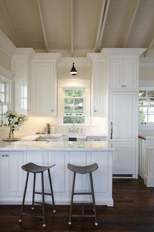Small Kitchen Design - Cottage - kitchen - Muskoka Living
