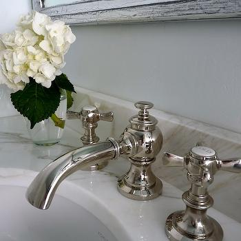 Restoration Hardware Lugarno 8 Widespread Faucet Set Design Decor Photos Pictures Ideas